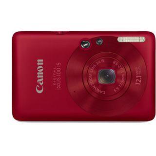 Canon Digital Ixus 100IS Rot