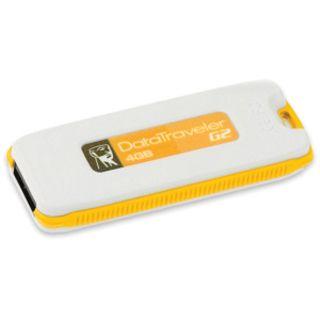 4GB Kingston DataTraveler Gen2 Gelb USB 2.0 Stick