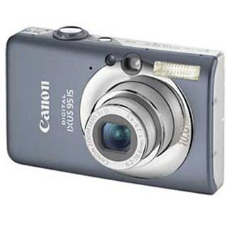 Canon Digital Ixus 95 IS Silber
