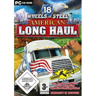 18 Wheels of Steel - Long Haul (PC)