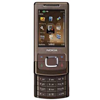 Nokia 6500 slide Braun