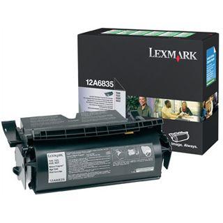 Lexmark Toner 0012A7344 Schwarz