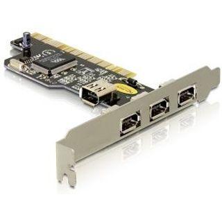 Delock 89165 4 Port PCI retail