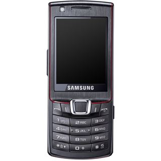 Samsung S7220 Platinum-Red