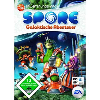 Electronic Arts SPORE GALACTIC ADVENTURES (PC)