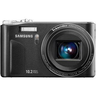 Samsung Digitalkamera WB500 Schwarz