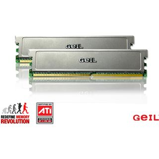 4GB GeIL Value DDR2-800 DIMM CL5 Dual Kit
