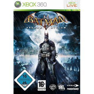 AK Tronic Batman-Arkham Asylum (XBox360)