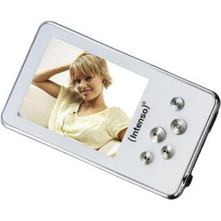 "4GB Intenso Video Driver 2"" (5.1cm) weiß MP3/MP4"