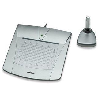 MANHATTAN Digitales Pen Tablet, USB, Kabelloser Stift, 7.6 x 10.2 cm / A7