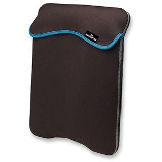 Manhattan Notebook Sleeve Notebook, reversible black/grey bis 9