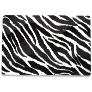 "Manhattan Notebook Skin, size 330 ""Zebra"""