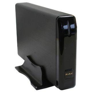 "WinTech EX-MOB-86 3.5"" (8,89cm) USB 2.0 schwarz"