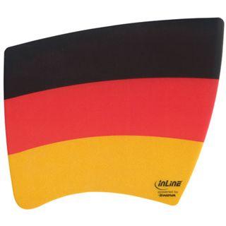 InLine Maus-Pad powered by Nova, Deutschland-Flagge