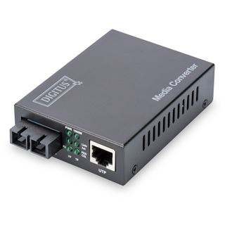 Digitus Konverter DN-82120 TX auf SX 10/100/1000Mbit/s