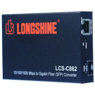 Longshine Gigabit Triple-Speed Media Converter