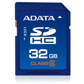 32 GB ADATA Turbo SDHC Class 6 Bulk