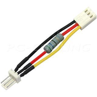 Cooltek 7 Volt Anschlusskabel für Lüfter 3-polig (cable 7V)