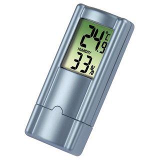 Hama LCD-Thermometer Window II