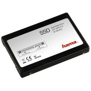 """32GB Hama SSD 2.5"""" (6.4cm) SATA 3Gb/s MLC asynchron (00091078)"""