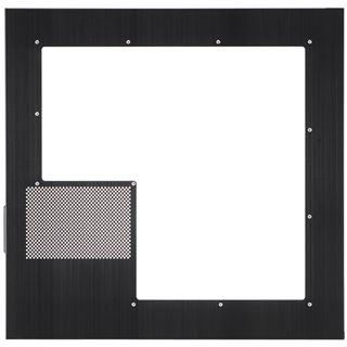Lian Li W-75BP Seitenteil mit Fenster schwarz