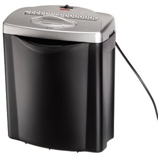 Hama Cross-Cut-Aktenvernichter CCD 514L mit CD- u. Plastikkarten-Shredder