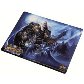 Hama Mauspad 62884 Vario Pad WoW Wrath of the Lich King Design