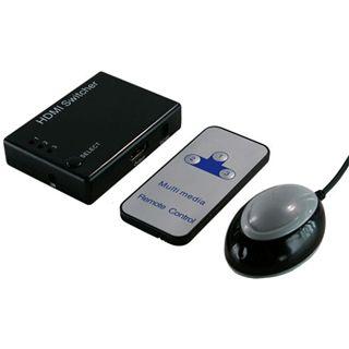 LogiLink HD0003 3-fach HDMI-A/V-Switch