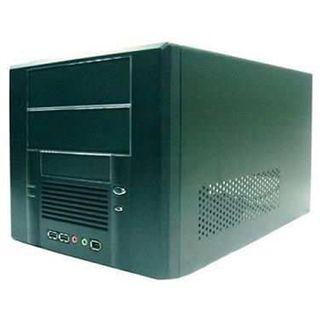 Mini-ITX HG Inter-Tech Flex-ATX CUBE 669 schwarz (220 Watt)