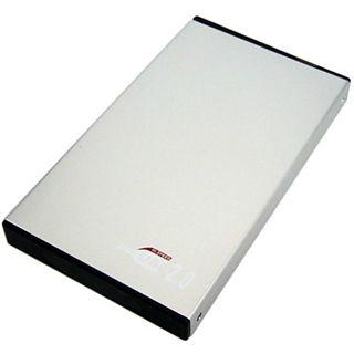 "WinTech EX-MOB-31 2.5"" (6,35cm) USB 2.0 schwarz/weiss"