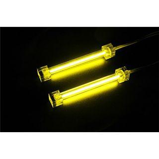 Kaltlichtkathode 42 Degrees 2x Gelb 300mm
