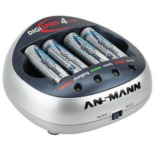 Ansmann Digispeed 4 Ultra Plus