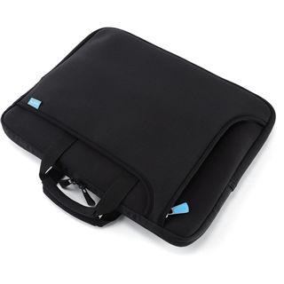 """Dicota SmartSkin Notebook-Tasche 16.4"""" (41,7cm) schwarz"""