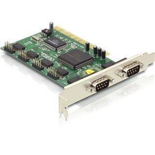 Delock 89075 6 Port PCI retail