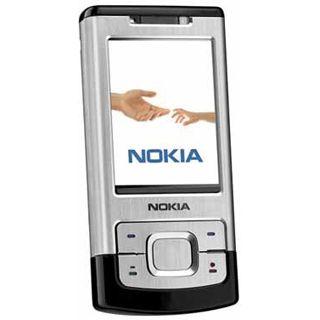 Nokia 6500 slide 5 Tracks Silber