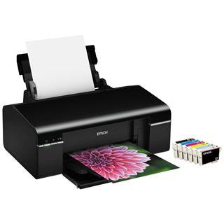 Epson Stylus Photo P50 Tinten Drucker 5760x1440dpi USB2.0