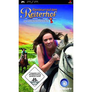 Abenteuer auf dem Reiterhof - Die Pferdeflüsterin (PSP)