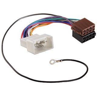 Hama Kfz-Adapter 20PIN-ISO für Citroen, Mitsubishi und Peugeot