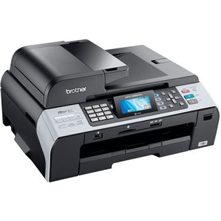 Brother MFC-5890CN Multifunktion Tinten Drucker 6000x1200dpi LAN/USB2.0