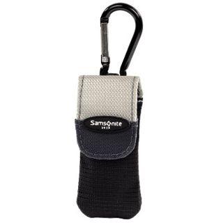 Samsonite USB-Stick-Tasche Korsika, Schwarz/Beige