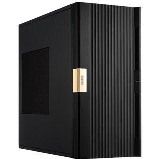 Gigabyte Cupio 6140 Midi Tower ohne Netzteil schwarz