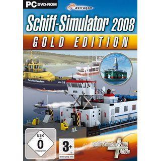 Schiff-Simulator Gold Edition CD-Rom (PC)