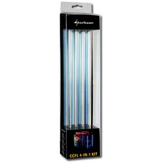 Sharkoon Kaltlichtkathode 4in1-Set 1x UV 300mm