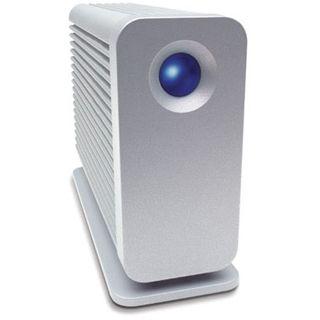 """1000GB LaCie Little Big Disk Quadra 301398EK 3.5"""" (8.9cm) eSATA/Firewire/USB 2.0 alu"""