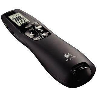 Logitech Professional Presenter R800 2.4 GHz schwarz