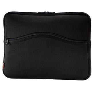 """Hama Notebook-Cover Comfort 17.3"""" (43,9cm) schwarz"""