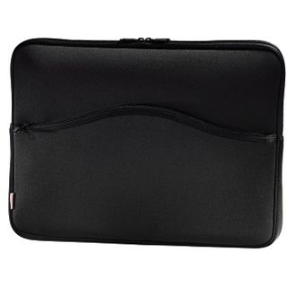 "Hama Notebook-Cover Comfort 19"" (49cm) schwarz"