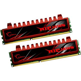 4GB G.Skill Ripjaws DDR3-1600 DIMM CL9 Dual Kit