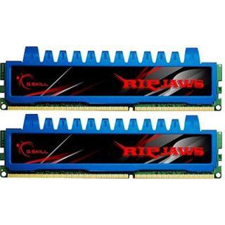 4GB G.Skill Ripjaws DDR3-1600 DIMM CL8 Dual Kit
