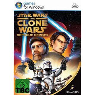 Star Wars - The Clone Wars - Republic Heroes (PC)